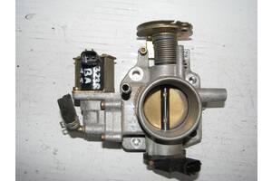 Б/у дроссельная заслонка Mazda 323F BA 1.5i 16кл Z5-DE 1995-1998, Z599, Z59913640, MITSUBISHI E0T40171 [10618]