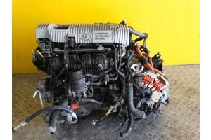 Б/у двигатель 2ZR-FXE для Toyota Prius 2009-2019 1.8 Hybrid