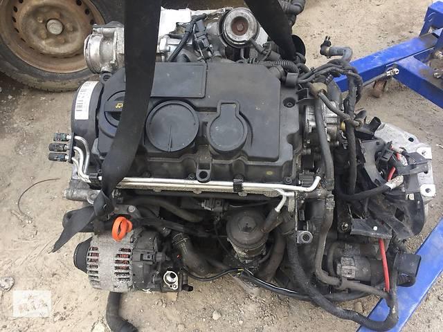 купить бу Б/у двигатель для Skoda Octavia A5 Combi 2.0 TDI (BMM) 140 000 км в Ровно