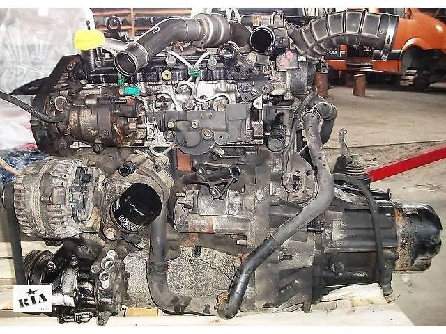бу Б/у Двигатель K9K B802 N764 Renault Scenic 1,5 dci Рено Сценик в Луцьку
