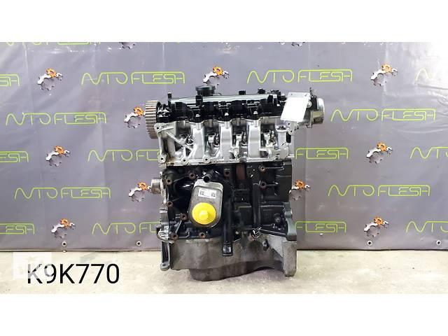 бу Б/у двигатель K9K770, 1.5 dCi, Euro 5 для Nissan Note в Ковеле