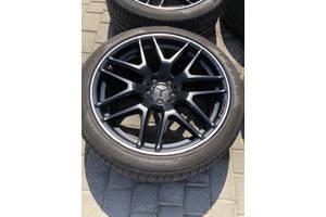 б/у диски с шинами Mercedes GLE-Class