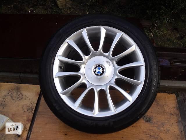 Б/у диск с шиной для BMW X5 R19- объявление о продаже  в Луцке
