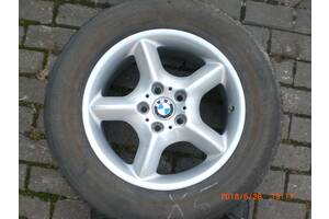 Б/у диск с шиной для BMW X5