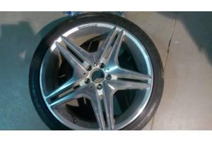 б/у диски с шинами Mercedes CL 63 AMG