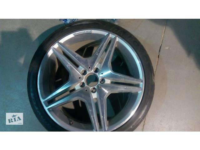 купить бу Б/у диск с шиной для Mercedes CL 63 AMG в Киеве