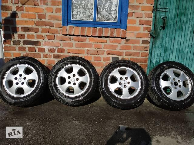 бу Б/у диск з шиною для Opel Vectra B в Пулинах (Червоноармійськ)