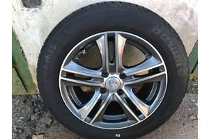 б/у диски с шинами Renault Dokker