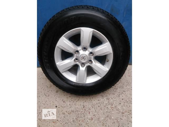продам Б/у диск с шиной для Toyota Land Cruiser Prado 150 бу в Киеве