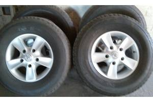 б/у диски с шинами Toyota Land Cruiser
