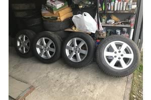 б/у диски с шинами Toyota Rav 4