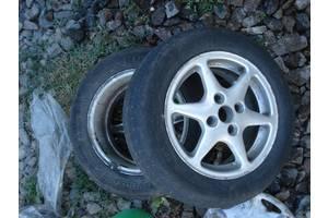 б/у диски с шинами Volkswagen Golf IIІ