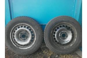 б/у диски с шинами Audi 100