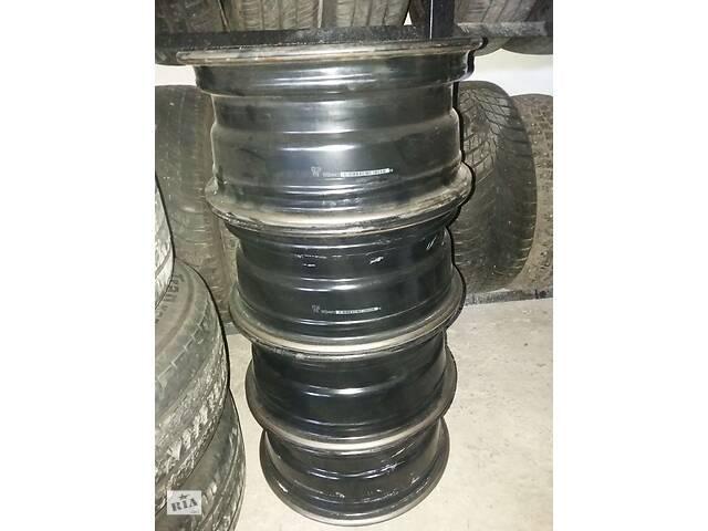купить бу Б/у диски для Citroen Berlingo peugeot partner 4x108r15 6jh2  в Украине