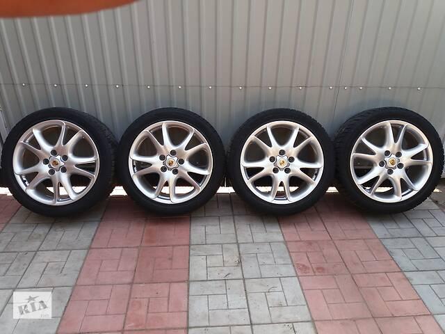 продам Б/у диски для Porsche Cayenne Диски резина колеса 5х130 Порше Кайен Фольксваген Туарег Ауди Ку-7 бу  в Украине