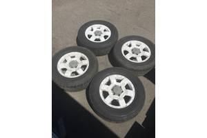б/у диски с шинами Toyota FJ Cruiser
