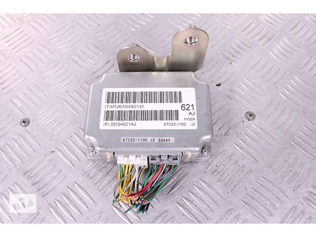 купить бу Б/у электронный блок управления коробкой передач для Jeep Patriot 3002921532 в Киеве