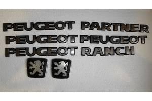 б/у Эмблемы Peugeot Ranch
