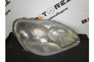 Б/у Фара правая на Mercedes W220 1998-2003-2005