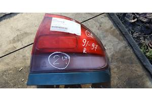 Б/у фонарь стоп для Mazda 626 GE 1992-1997 хетчбек Правий (24)