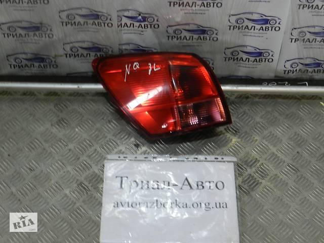 бу Б/у фонарь задний для Nissan Qashqai в Киеве
