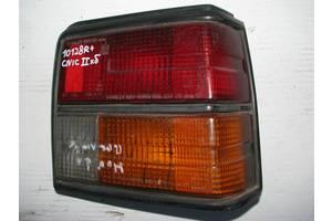 Б/у фонарь задний л/п Honda Civic II хэтчбек 1979-1983, STANLEY 043-6318 [10128]