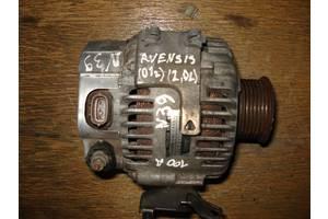 б/у Генераторы/щетки Toyota Avensis