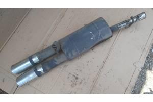 задняя часть глушителя на opel omega 1995u/d