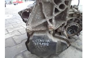 б/у КПП Skoda Octavia