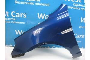 Б/У Крыло переднее левое синее Accent 2006 - 2010 . Вперед за покупками!