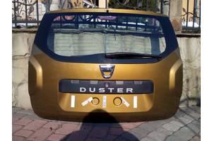 б/у Крышки багажника Dacia Duster