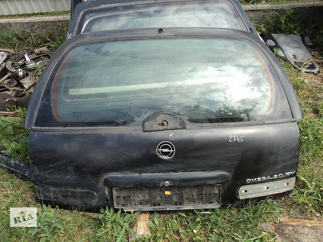 продам Б/у крышка багажника для Opel Omega B бу в Шацке