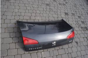 Б/у кришка багажника для Peugeot 607 2000-2010