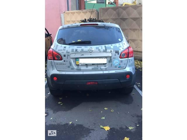 купить бу Б/у кузов для Nissan Qashqai в Николаеве