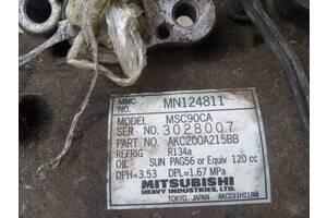 Б/у MN124811 компрессор для Mitsubishi Outlander 2004-2006