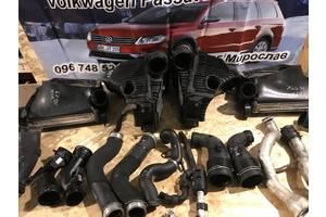 б/у Патрубки воздушного фильтра Volkswagen Touareg