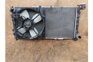 Б/у радиатор для Mazda 323 BA 1.5 1.8 (94-98)