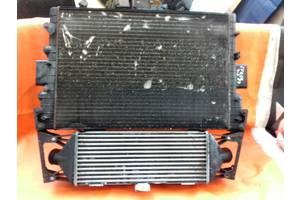 Б/у радиатор интеркулера для Iveco Daily 2.3 hpt 2006-2011