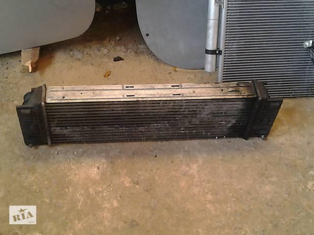 бу Б/у Радиатор интеркуллера для Volkswagen Crafter Фольксваген Крафтер 2.5 TDI BJK/BJL/BJM (80кВт, 100кВт, 120кВт) в Рожище