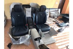 б/у Салоны Mercedes S-Class