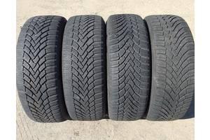 Б/у шини 205/55/16 Continental TS 850 4х6,5-6 mm протектор резина зимова