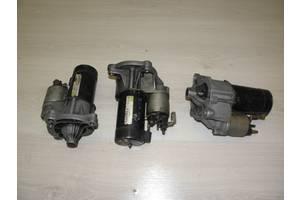 б/у Стартеры/бендиксы/щетки Peugeot 207