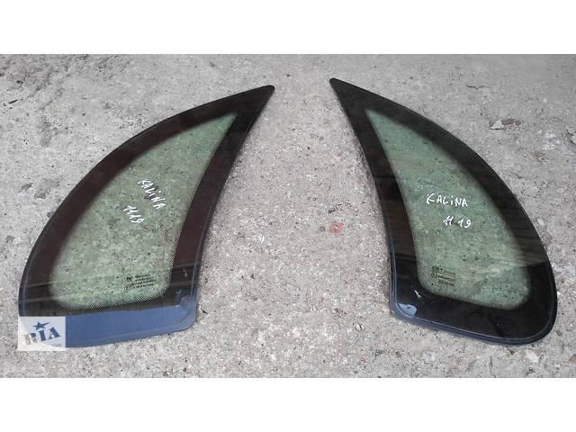 продам Б/у стекло в кузов для ВАЗ 1119 бу в Умани