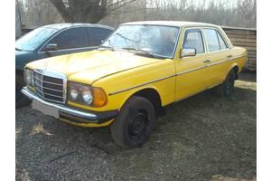 б/у Ступицы задние/передние Mercedes 123