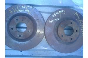 б/у Тормозные диски Nissan Murano