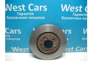 Б/У Тормозной диск передний проточеный (d - 295мм. s - 24.0мм) Sentra 2007 - 2014 402061KC1A. Вперед за покупками!