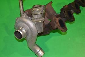Б/у турбина для Ford Focus mk2 1.8TDCI