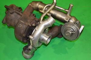 Б/у турбина для Ford Mondeo mk3  2.0TDCI  130kw  2S706K682AD