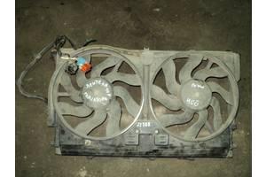 б/у Вентиляторы осн радиатора Peugeot 406