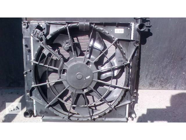 Б/у вентилятор осн радиатора для Hyundai IX35- объявление о продаже  в Одессе